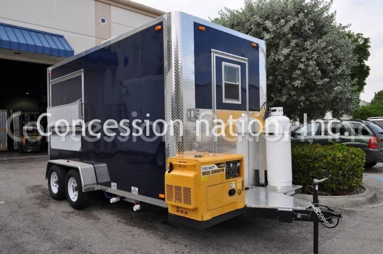Power Travel Trailer With Generator