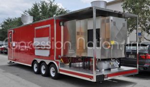 Smoker Trailers - Meadowlands